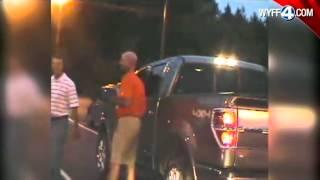 getlinkyoutube.com-Dabo Swinney stopped, Officer fired