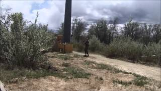 Death Ranger Airsoft Capture the Flag Linn Airsoft Field Part 2