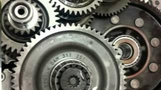 getlinkyoutube.com-DSG 0AM 7 SPEED GEARBOX REBUILD