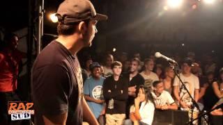 Rap Contenders Sud - Lamanif VS Zicler