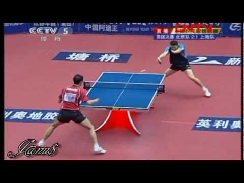 2011 China Nationals (MT-F) [g4] MA Long - WANG Liqin [Full Match|Short Form]