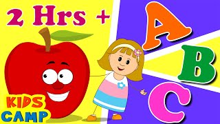 getlinkyoutube.com-ABC Song | ABC Songs for Children | Popular Nursery Rhymes Collection PART 3 by Kidscamp