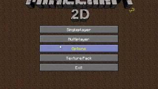 getlinkyoutube.com-Minecraft2D - Singleplayer Gameplay