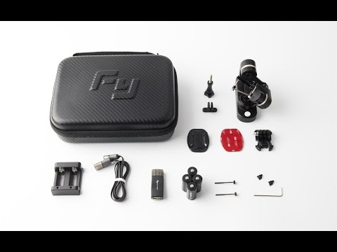 UNBOXING & TEST: Feiyu Tech WG Wearable Gimbal