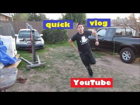 Mazda 626 swap part 2 # Vlog