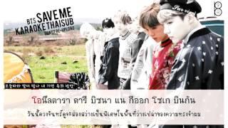 getlinkyoutube.com-[Karaoke-Thaisub] SAVE ME - BTS (방탄소년단)