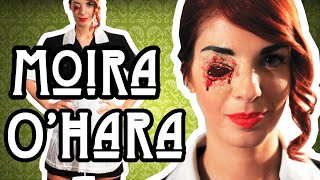 getlinkyoutube.com-American Horror Story - Moira O'Hara - Make up Tutorial