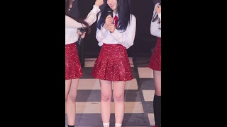 getlinkyoutube.com-170221 생일 축하 노래 선물받은 레드벨벳 (Red Velvet) 웬디 직캠 @남서울대 신입생 OT Fancam by -wA-