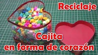 getlinkyoutube.com-Cajita en forma de corazón