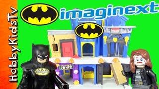 Trixie Imaginext DC Super Friends Exclusive Gotham City Gotham City Batman HobbyKidsTV