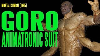 "getlinkyoutube.com-MORTAL KOMBAT- ""Goro"" Animatronic Suit With Lip Synch"