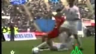 getlinkyoutube.com-فيديو يوضح مهارات اللاعب ايت العريف-مصرى ايجلز