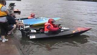 getlinkyoutube.com-Charlotte Gilbert at Bodymoor 2008 Powerboat Racing