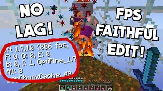 getlinkyoutube.com-Minecraft PvP Texture Pack - Faithful FPS Edit Resource Pack FPS BOOST NO LAG 1.10 1.9 1.8 1.7 FPS+