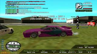 getlinkyoutube.com-Gaz Gaz Wciskam do Dechy-GTA SanAndreas MultiPlayer