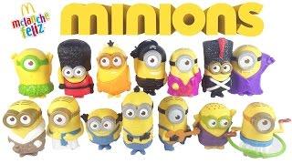 getlinkyoutube.com-McLanche Feliz Jul 2015 - Minions (review)