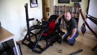 getlinkyoutube.com-The Time Machine: A Homemade Gaming Seat