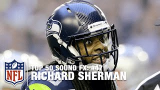 getlinkyoutube.com-Top 50 Sound FX | #47: Richard Sherman (Week 11, 2013)  | NFL