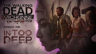 getlinkyoutube.com-The Walking Dead Michonne Episode 1 NEWS - Release Date, Screenshots, and MORE!