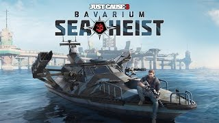"getlinkyoutube.com-Just Cause 3 - Bavarium Sea Heist DLC - Let's Play - ""Powered By Lightning (FULL DLC)"""