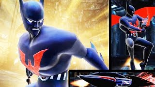 Injustice: Gods Among Us - Animated Batman Beyond Super Attack Moves [iPad/Android]