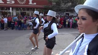 getlinkyoutube.com-Desfile civico del 20 de Noviembre en Los Mochis Sinaloa