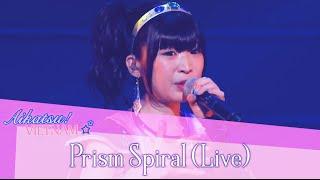 getlinkyoutube.com-[Aikatsu!VN] prism spiral (LIVE) / Fuuri from STAR☆ANIS