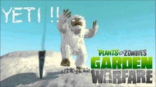 getlinkyoutube.com-YETI !! PvZ Garden warfare Gameplay Walkthrough ps4 HD