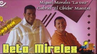 getlinkyoutube.com-Seguire tus huellas- Miguel Morales (Con Letra HD) Ay Hombe!!!