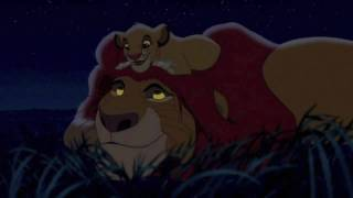 getlinkyoutube.com-The Lion King - Simba and Mufasa HD (Swedish)