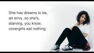 getlinkyoutube.com-Scars to your beautiful - Alessia Cara (Lyrics)