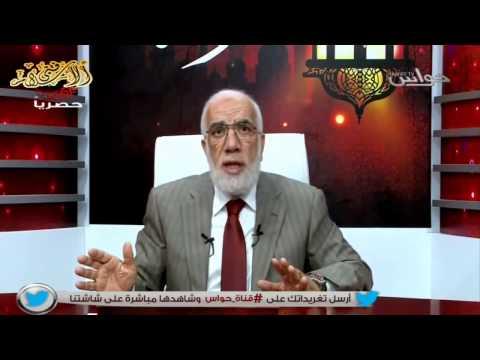 Omar Abdelkafy موكب النور 28 عمر عبد الكافي - وَكَأَيِّن من دابة لا تحمل رزقها الله يرزقها وإياكم