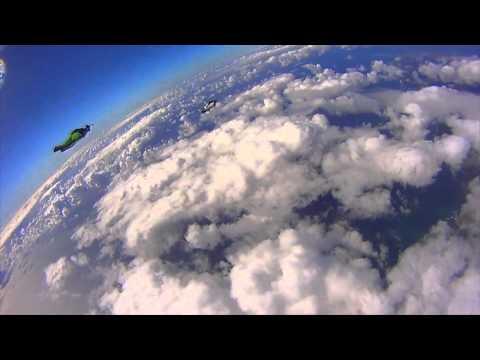Wingsuit trka