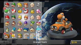 getlinkyoutube.com-Online Racing #2 // Mario Kart 8