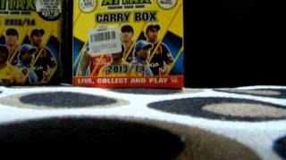 getlinkyoutube.com-Opening 6 pack blister box of cricket attax 13/14