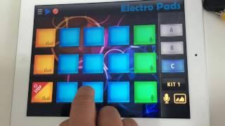 getlinkyoutube.com-Fazendo música eletrônica no Electro Pads