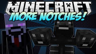 getlinkyoutube.com-Minecraft | MORE NOTCHES! (Discover the Wither Notch!) | Mod Showcase [1.5.1]