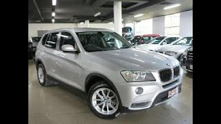 getlinkyoutube.com-2012 BMW X3 review and start up - In 3 minutes you'll be an expert on the 2012 X3