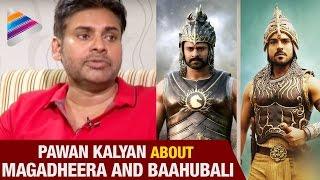 getlinkyoutube.com-Pawan Kalyan about Baahubali and Magadheera | Sardaar Gabbar Singh Interview | Kajal | DSP