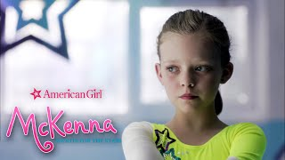 "getlinkyoutube.com-AN AMERICAN GIRL: MCKENNA SHOOTS FOR THE STARS - ""Stick to Your Routine"""
