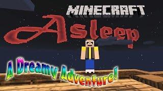 MINECRAFT NIGHTMARE!!! Failed Fire Rescue - Asleep Custom Map