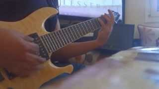 getlinkyoutube.com-TesseracT - Concealing Fate Part 1 Acceptance cover by Soufiane El Haloui