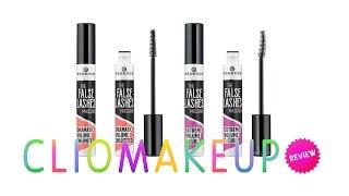 getlinkyoutube.com-Recensione Mascara Essence The False Lashes Review