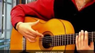 getlinkyoutube.com-Técnicas de guitarra flamenca - Rasgueo de abanico