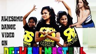 getlinkyoutube.com-Deewani Mastani Full song Awesome Dance Video