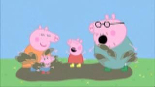 getlinkyoutube.com-Peppa Pig - Muddy Puddles Dance!