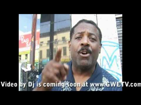 Origin of Saggin' Pull Up Your Pants Interviews with Sutekh & Sineta, Harlem USA