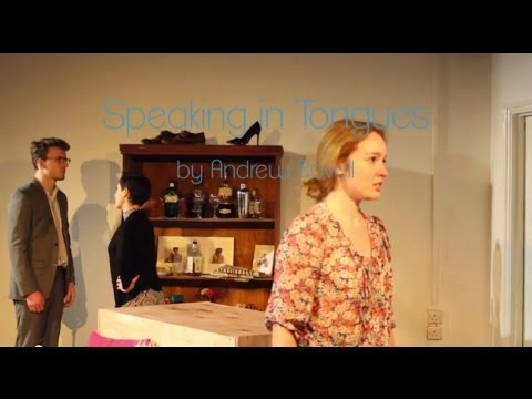 The Theatre Review Show: Speaking in Tongues