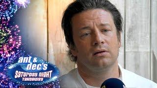 Ant and Dec's Undercover Prank on Jamie Oliver