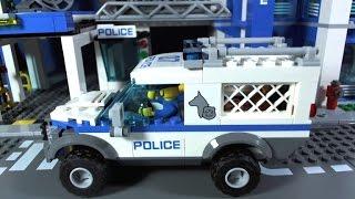 getlinkyoutube.com-LEGO CITY POLICE DOG UNIT 60048